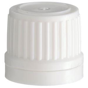 18 mm White PP Tamper Evident Closure