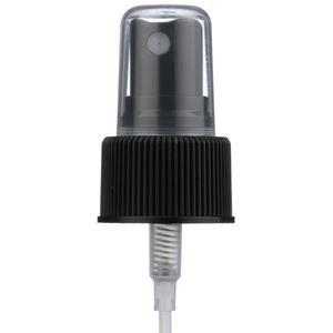 "24-410 Black Fine Mist Sprayer, 6-7/8"" Dip Tube"
