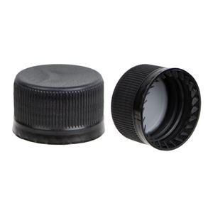 28 mm Black PP Tamper Evident Closure