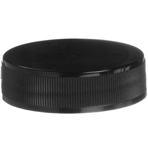Picture of 38-400 Black PP Continuous Thread Closure, F217 Foam Liner